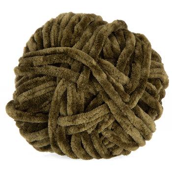 Olive Yarn Bee Velvety Smooth Yarn