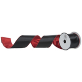 """Reversible Wired Edge Ribbon - 2 1/2"""""""