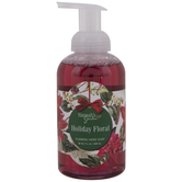 Holiday Floral Foaming Hand Soap