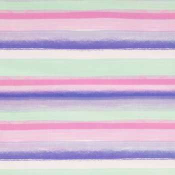 DTY Striped Polyester Fabric