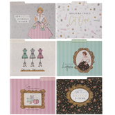 Sewing Themed File Folders