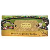 Glitter Wrap Bracelet