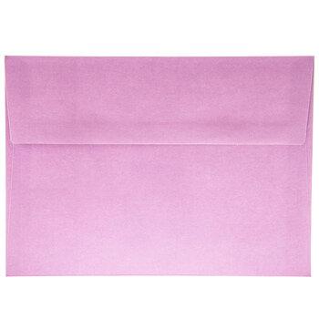 Purple Envelopes - A7