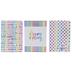 Dreams & Plans Rainbow Foil Notebooks