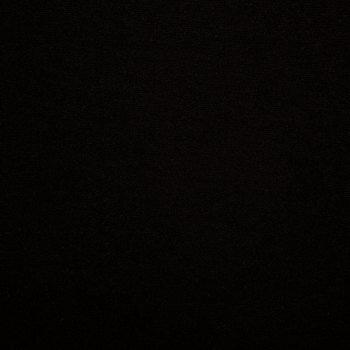 Black Ponte Knit Fabric