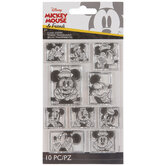 Mickey & Minnie Mouse Clear Stamps