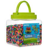 Primary Perler Bead Activity Bucket