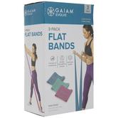 Standard Resistance Flat Exercise Bands