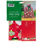 Christmas Characters Bike Bag