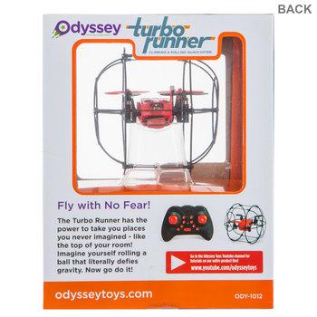 Climb & Roll Turbo Runner Quadcopter