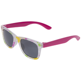 Multi-Color Splatter Sunglasses