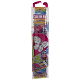 Butterfly Coloring Diamond Kite