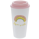 It's A Vibe Rainbow Cup