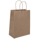 Kraft Craft Gift Bags - Large