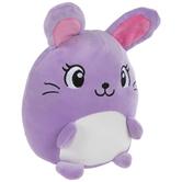 Purple Bunny Plush
