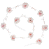 Blush Mini Rose Garland