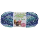 Lion Brand Ice Cream Cotton Blend Yarn