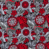 Floreo Floral Apparel Fabric