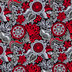 Floreo Floral Apparel Fabric