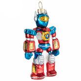 Robot Spaceman Ornament