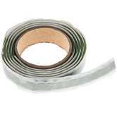 Green Floral Clay Strip - 4'