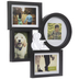 Black & White Ampersand Collage Wall Frame