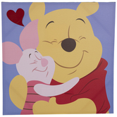 Pooh & Piglet Canvas Wall Decor