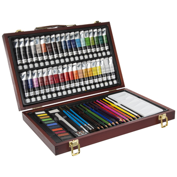 Watercolor Paint Set - 70 Pieces