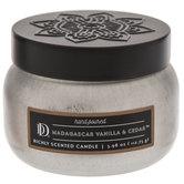 Madagascar Vanilla & Cedar Candle Tin