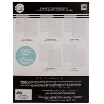 Happy Planner Sticker Planning Guide