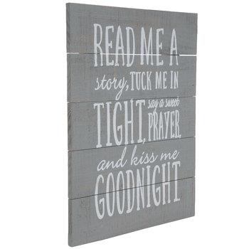 Read Me A Story Wood Wall Decor