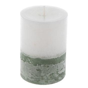 Apple Blossom & Pear Pillar Candle