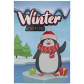 Penguin Winter Activity Pad
