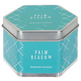 Palm Beach Candle Tin