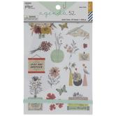 Romantic Floral Stickers