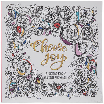 Choose Joy Coloring Book