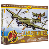 B-17 Flying Fortress Nose Art Edition Model Kit