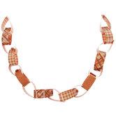 Fall Paper Chain Garland Craft Kit
