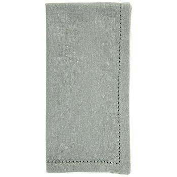 Green Chambray Cloth Napkin