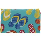 Flip-Flops Tablecloth