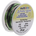 Black & Green Artistic Wire - 20 Gauge