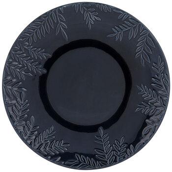 Leafy Edged Plate