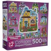 Cottages Puzzles