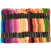Pastel & Primary Cotton Floss