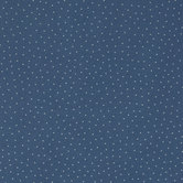 Light Navy & Off-White Fresca Dot Apparel Fabric
