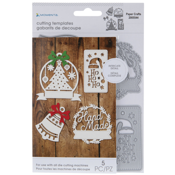 Hand Made Gift Tags Dies