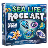 Sea Life Rock Art Kit