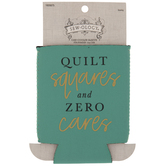 Quilting Can Cooler
