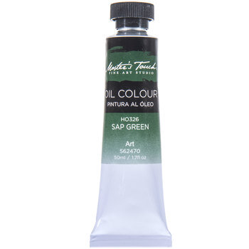 Sap Green Master's Touch Oil Paint - 1.7 Ounce