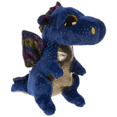 Saffire Dragon Ty Beanie Boo